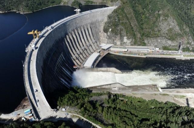 Саяно_Шушенская ГЭС