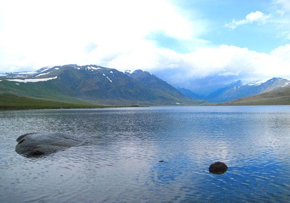 озеро Тоолайты